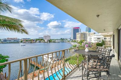 Hallandale Condo For Sale: 136 Golden Isles Dr #501