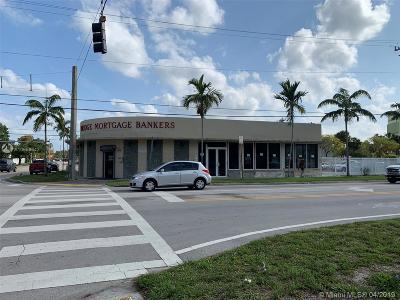 North Miami Beach Commercial For Sale: 992 NE 167th St