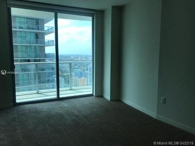 Rental Active With Contract: 1100 S Miami Ave #3106