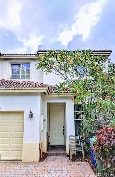 Pembroke Pines Condo For Sale: 1918 NW 79th Way #1918
