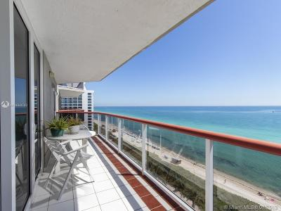 Miami Beach Condo For Sale: 6767 Collins Ave #1210