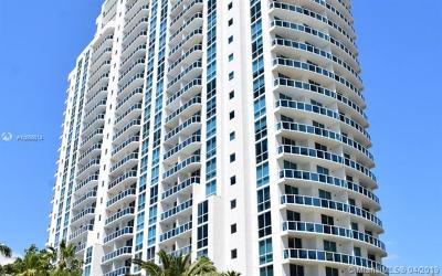 Hallandale Rental For Rent: 1945 S Ocean Dr #1202