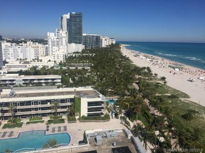 Decoplaage, Decoplage, Decoplage Condo, Decoplage Condominium, The Deco Plage Condo, The Decoplage, The Decoplage Condo, The Decoplage Condominium Rental For Rent: 100 Lincoln Rd #1647