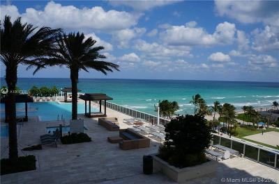 Hallandale Rental For Rent: 1850 S Ocean Dr #803