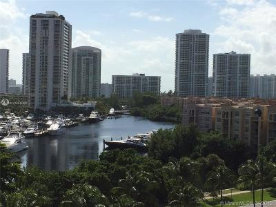 Aventura Condo For Sale: 19900 E Country Club Dr #709
