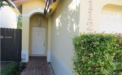 Doral Single Family Home For Auction: 11282 NW 50th Ter