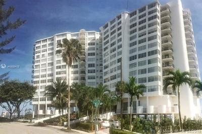 North Miami Condo For Sale: 11930 N Bayshore Dr #409