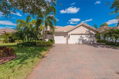 Broward County Single Family Home For Sale: 6748 NW 110th Way