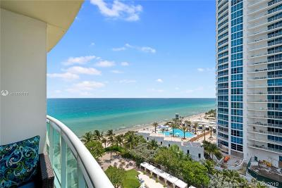 Hollywood Condo For Sale: 3001 S Ocean Dr #1115