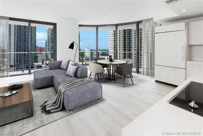 Miami Condo For Sale: 45 SW 9th St #2006