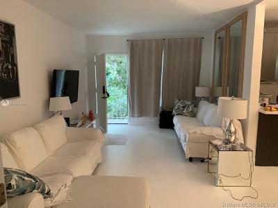 Miami Beach Condo For Sale: 1515 W Avenue #10
