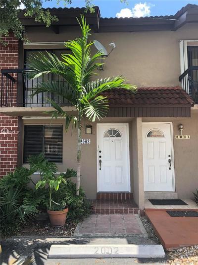 Condo For Sale: 1821 SW 107th Ave #2002