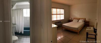 Miami Beach Condo For Sale: 7445 Harding Ave #112