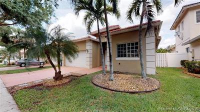 Miramar Single Family Home For Sale: 14135 SW 32nd St