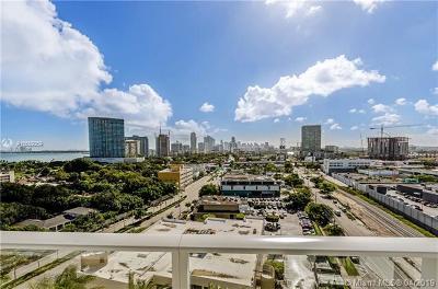 Miami Condo For Sale: 4250 Biscayne Blvd #1416