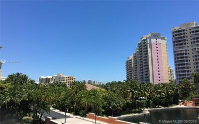 Key Biscayne Condo For Sale: 739 Crandon Blvd #301
