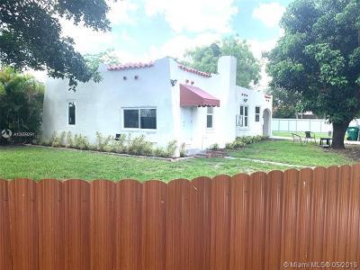 Opa-Locka Single Family Home For Sale: 1200 Jann Ave