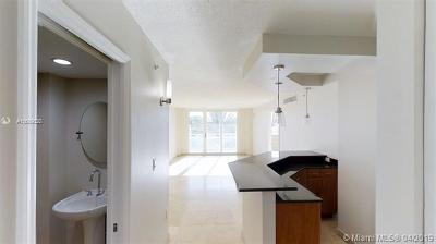 Miami Beach Condo For Sale: 6917 Collins Ave #422