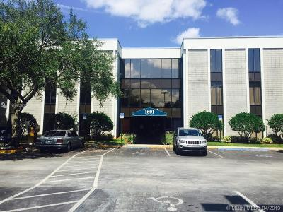 Pembroke Pines Commercial For Sale: 1601 N Palm Ave #311
