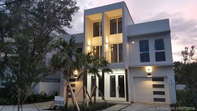 Fort Lauderdale Condo For Sale: 617 NE 14th Ave #2