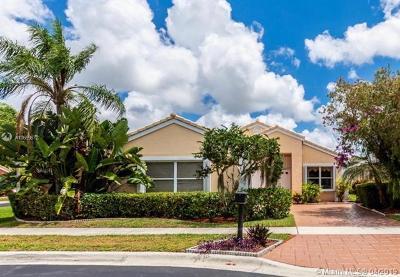 Boca Raton Single Family Home For Sale: 8855 Sonoma Lake Blvd