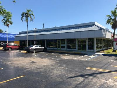 North Miami Beach Commercial For Sale: 65 NW 167th St