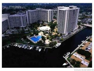 Hallandale Condo For Sale: 2500 Parkview Dr #2401