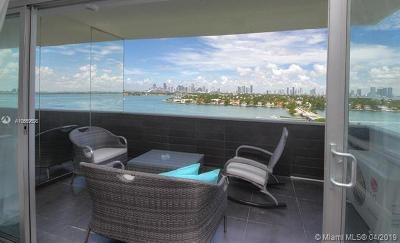 Miami Beach Condo For Sale: 3 Island Ave #11G