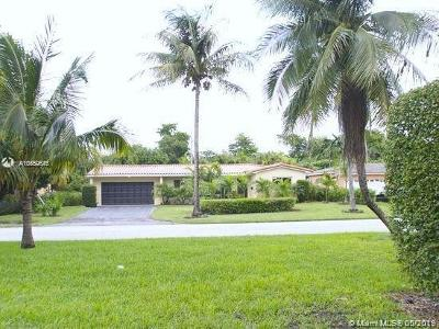 Coral Gables Single Family Home For Sale: 1425 Blue Rd