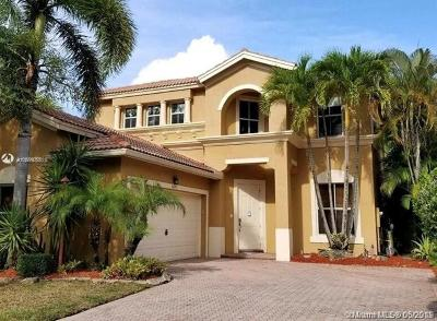 Coral Springs Single Family Home For Sale: 5815 NW 120th Ter