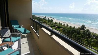 Miami Beach Condo For Sale: 2555 Collins Ave #1107