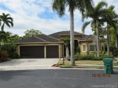 Miramar Single Family Home For Sale: 18930 SW 31st Ct