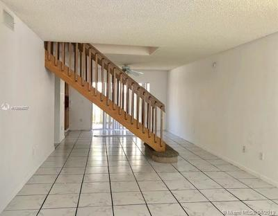 Cooper City Condo For Sale: 12161 SW 50th Ct #12161