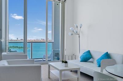 Miami-Dade County Condo For Sale: 725 NE 22nd St #PH2C