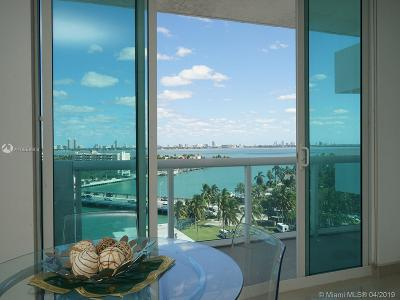 North Bay Village Condo For Sale: 7910 Harbor Island Dr #1009