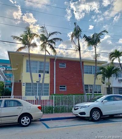 Miami Beach FL Condo For Sale: $168,200