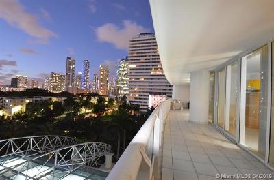 Miami Condo For Sale: 1643 Brickell Ave #906