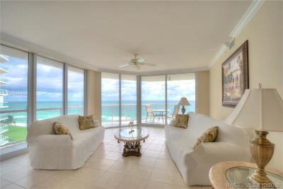 Hollywood Condo For Sale: 6001 N Ocean Dr #701
