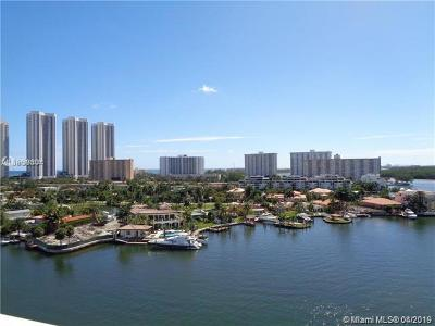 Miami-Dade County Condo For Sale: 400 Sunny Isles Blvd #1016