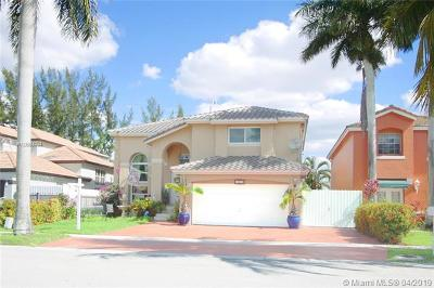 Miami Single Family Home For Sale: 13021 NW 11th Ter