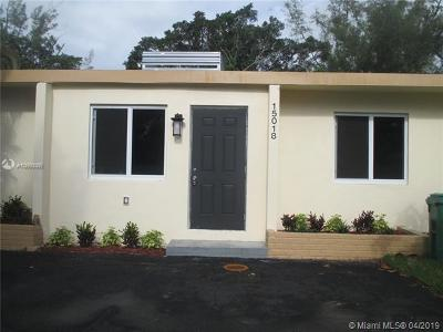 Miami Lakes Rental For Rent: 15018 Coconut Ave #15018