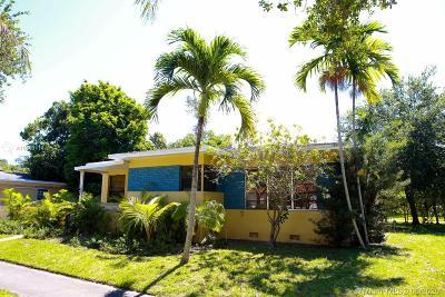El Portal Single Family Home For Sale: 411 NE 87th St