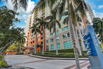 Miami Condo For Sale: 2000 N Bayshore Dr #202