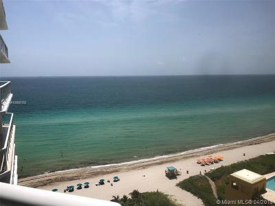 Miami-Dade County Condo For Sale: 16425 Collins Ave #1612