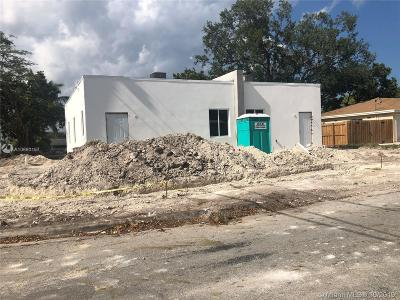 Miami-Dade County Multi Family Home For Sale: 445 NW 77th St