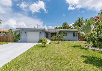 El Portal Single Family Home For Sale: 8855 NW 1st Ave