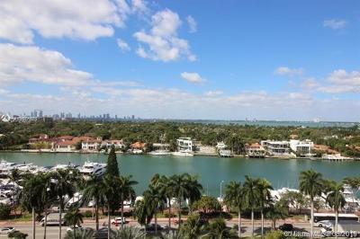 Miami Condo For Sale: 5161 Collins Ave #1208