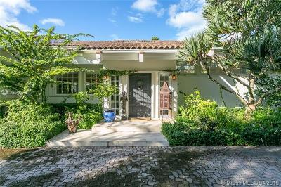 Pinecrest Single Family Home For Sale: 6595 SW 102nd St