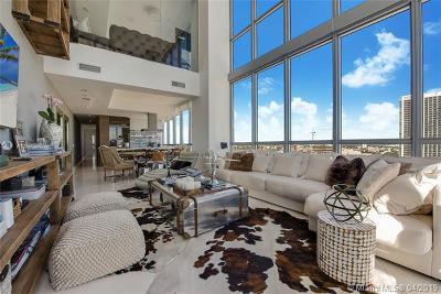 Marquis Condo, Marquis Condominium, Marquis Residences Rental For Rent: 1100 Biscayne Blvd #2105