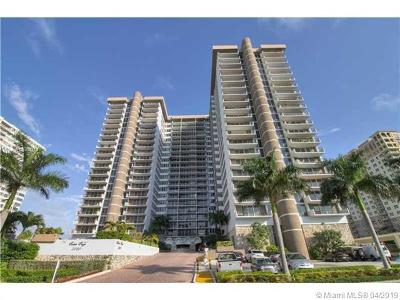 Hallandale Condo For Sale: 2030 S Ocean Dr #1204